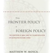From Frontier Policy to Foreign Policy by Matthew W. Mosca