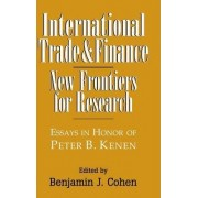 International Trade and Finance by Mr. Benjamin J. Cohen