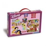 Cubes Et Domino - Mini Edu-Kit Disney Princess