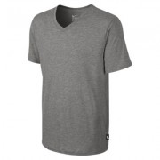 Nike Solid Futura V-Neck Men's T-Shirt