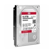 Disco Duro Interno Western Digital WD Red Pro 3.5'', 6TB, SATA III, 6 Gbit/s, 7200RPM, 128MB Cache - para NAS de 1 a 16 Bahías