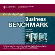 Business Benchmark. C1. BEC Higher Edition. Audio CD by Guy Brook-Hart