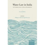 Water Law in India by Philippe Cullet