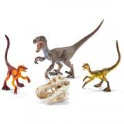 Velociraptor op jacht