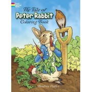 The Tale of Peter Rabbit Colouring Book by Beatrix Potter