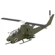 Easy Model 37098 - Modellino Elicottero - AH-1F Cobra, Scala 1:72