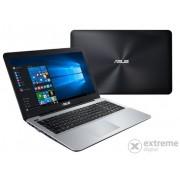 Notebook Asus X555UJ-XO129D, negru/argintiu