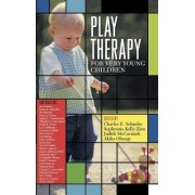 Play Therapy for Very Young Children by Charles E. Schaefer