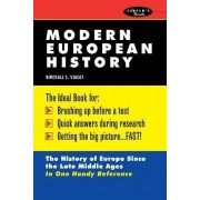Schaum's Outline of Modern European History by Birdsall S. Viault