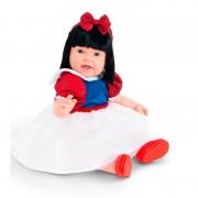 Boneca Charmosa Princesa Morena com Articulação Cotiplas 2041