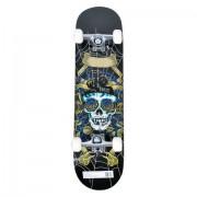 """Skateboard 31"""" Utop Board Skull Net"""