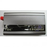 Инвертор на напрежение 24V - 220V - 1300W