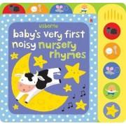 Baby's Very First Noisy Nursery Rhymes by Fiona Watt