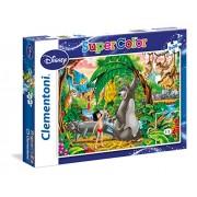 "Clementoni ""Peter Pan & The Djungel Book"" 2In1 Puzzle (40 Piece)"