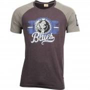 Carlton Blues Mens Sideline Tee Shirt