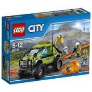 LEGO 60121 LEGO City Vulkan utforskningsbil