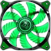 Ventilator pentru carcasa Cougar Dual-X Green LED 120mm