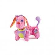 Tiny Love Follow Me Fiona Pink Dog Dauschund Walking Activity Baby Toy