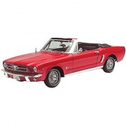 Motormax 1:18 Die-Cast 1964 1 2 Ford Mustang Convertible (Colors May Vary)