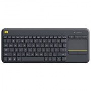 Logitech Wireless Touch Keyboard K400 Plus Touchpad Keyboard for Internet-Connected TVs