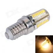 GC E14 3W 170lm 64-3014 SMD LED bombilla blanca caliente (AC 90 ~ 240V)