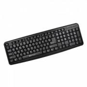 Tastatura Cu Fir Serioux 9400PS PS2 Negru
