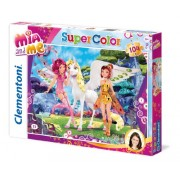 Clementoni 27908 - Puzzle Mia And Me, 104 Pezzi