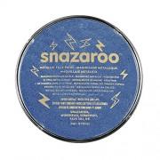 Snazaroo - 18331 - Maquillage - Galet de Fard Aquarellable - 18 ml - Bleu Électrique