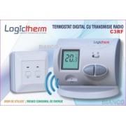 Termostat de ambient fara fir Logictherm C3 RF