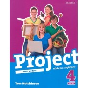 Project the Third Edition 4 Student´s Book CZ(Tom Hutchinson)
