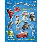 Ultimate Sticker Book: Disney Pixar by DK Publishing