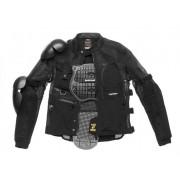 Giubbotto Moto Estivo Spidi MultiTech Armor Evo Black