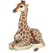 Papo Lying Giraffe Calf Figure