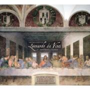 The Treasures of Leonardo Da Vinci by Matthew Hayden Landrus