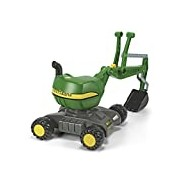 Rolly Toys John Deere Excavator - Fully functional with wheels