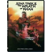 Star trek II The wrath of Khan DVD 1982