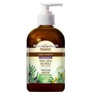 Green Pharmacy folyékony szappan olíva kivonattal 465ml