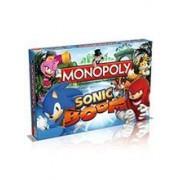 Joc Sonic Boom Monopoly Board Game