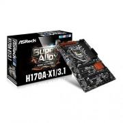 ASRock h170 a de x1/3.1 Carte mère Intel A Plus C skylake ATX