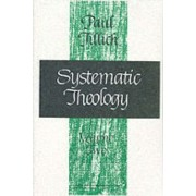 Systematic Theology: Existence and the Christ v.2 by Paul Tillich