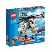 LEGO City - Guardacostas: helicóptero de rescate (60013)