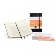 Moleskine - Passion Journal Large, Musik