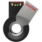 Sandisk Cruzer Orbit SDCZ58-008G-B35 USB 8 GB Utility Pendriv(Black)