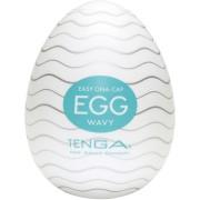 Masturbatore uomo Tenga Egg Wavy