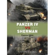 Panzer IV vs Sherman by Steven J. Zaloga