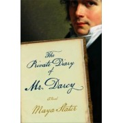 The Private Diary of Mr. Darcy by Senior Research Fellow Maya Slater