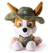 Paw Patrol Jungle Rescue Tracker Plush Toy 8-Inch