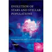 Evolution of Stars and Stellar Populations by Maurizio Salaris