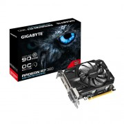 Gigabyte GV-R736OC-2GD REV2.0 - R7 360 Scheda Video 2GB, OC, Nero