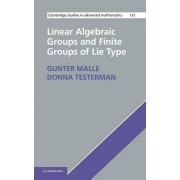 Linear Algebraic Groups and Finite Groups of Lie Type by Gunter Malle